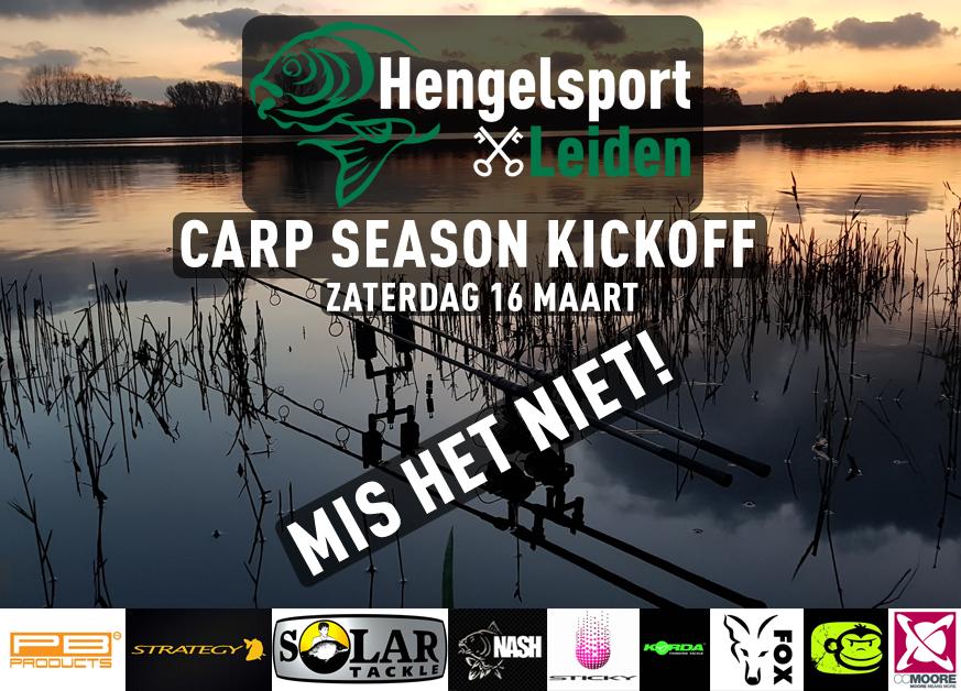 Carp Season KickOff